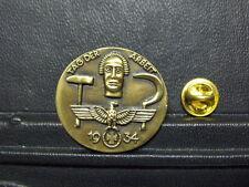 Pin Tag der Arbeit 1934 Abzeichen - 3,5 cm