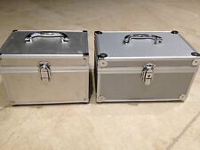 2 x Make-Up/Cosmetic Cases