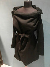 VIVIENNE WESTWOOD ANGLOMANIA WRAP WOOL CARDIGAN COAT JACKET SIZE 40 Medium