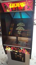 GORF full size, partially restored, Original Coin-op Video Arcade Game by Midway