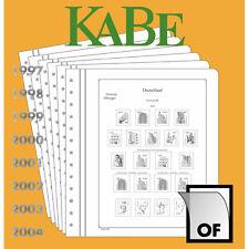 KABE BI-COLLECT Bundesrepublik Deutschland 1982 9 Seiten Neuwertig TOP! (470)