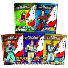 The Real Ghostbusters: TV Series Complete Volumes 6 7 8 9 10 Box/DVD Set(s) NEW!