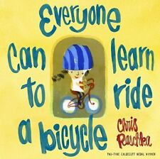 Everyone Can Learn to Ride a Bicycle-ExLibrary