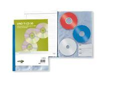 RACCOGLITORE album personalizzabile SEI ROTA porta 30 CD, DVD, UNO TI