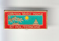 RARE PINS PIN'S .. TOURISME CAMPING CAR CARAVANE MOBIL HOME VOILIER 62 ~BH