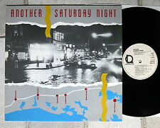 Another Saturday Night   V.A.  LP  Louisiana Jukebox Hits  V.A   Line Records