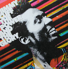 """Vinyle 33T Jimmy Cliff  """"The power and the glory"""""""