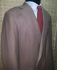 Polo University Club Ralph Lauren Brown Wool 38R Sport Jacket Made in USA