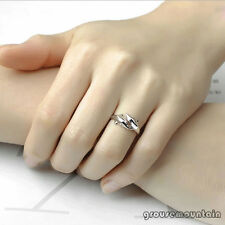 New Chic Charming Silver Double Dolphin Opening Adjustable Rings Hot Sale GRO