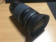 Canon EF 75-300mm F/4-5.6 USM III Lens + UV Filter + Lens hood bundle