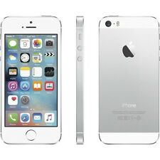 Apple iPhone 5S 16GB Silver - GSM Factory Unlocked (AT&T T-Mobile) Smartphone