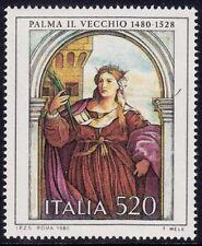 ITALIA 1980 - PALMA IL VECCHIO - L. 520 - MNH