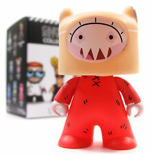 "Titans CARTOON NETWORK COLLECTION - FINN VARIANT 1/40 Chase 3"" Vinyl Figure"