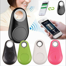 Multi-function Bluetooth Tracer Pet GPS Locator Tag Alarm Wallet Key Tracker Hot