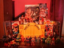 DC Super Powers JLA Justice League Hall of Justice, Figures, Comics