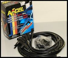 ACCEL 5000 SPARK PLUG WIRES SBC CHEVY 305 350 383 400 406 FOR HEI & POINT 5041-K