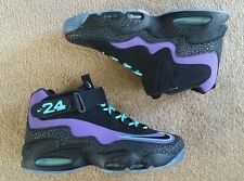 NEW 2015 NIKE AIR GRIFFEY MAX 1 VENOM PURPLE POLARIZE BLUE [ 354912-500 ] 10.5