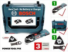 new Bosch GOP 18V -28 Cordless Multi-Tool in L-Boxx 06018B6001 3165140842587