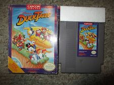 Disney's DuckTales (Nintendo NES, 1989) Duck Tales with Box POOR