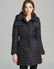 2015  Burberry Brit Colbrook  Puffer Coat Jacket size S $850 NEW