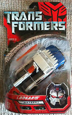 VINTAGE TRANSFORMERS THE MOVIE SERIES DELUXE LONGARM MOC 2007