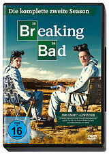 4 DVDs * BREAKING BAD - STAFFEL / SEASON 2 # NEU OVP