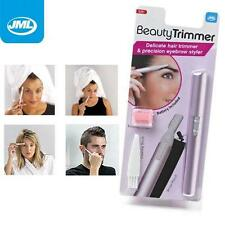 NEW JML Beauty Nose Ear Neck Hair Eyebrow Trimmer Hair Removal Precision Wand