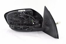 ZJ65-Nissan Qashqai J11 MK2 14-17 Right Side Electric Heated Door Mirror 7-Wires