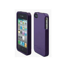 Dark PURPLE Incipio Apple iPhone 4 4S EDGE Hard Shell Slider Carrying Case