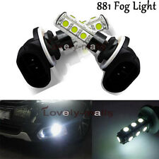 881 LED Fog Light Bulbs Cool White Advanced 68-SMD - 886 894 896 6000K DRL 2017