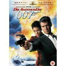 DIE ANOTHER DAY Pierce Brosnan*Halle Berry James Bond Spy Action 2-Disc DVD *EXC