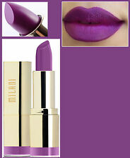 MILANI - Color Statement Moisture Matte Lipstick - GLAM - GRAPE PURPLE VIOLET