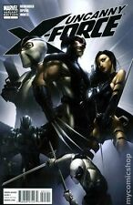 Uncanny X-Force #1 Marvel Comic 2012 Clayton Crain Variant Cover 1:25 High Grade