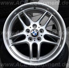 1x 18zoll original BMW 5er E39 Alufelge Parallelspeiche 37 selten