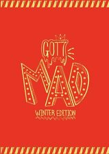 K-POP GOT7 Mini Album Repackage MAD WINTER EDITION [Happy Ver.] CD Sealed
