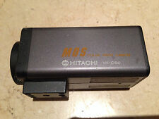 Hitachi VK-C150 MOS Color Video Camera Scientific microscopy Japan