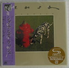 RUSH - Signals JAPAN SHM MINI LP CD NEU WPCR-13480