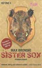 Sister Sox Max Bronnski   München Krimi  Taschenbuch   ++Ungelesen++