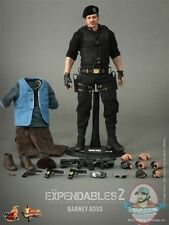 Movie Masterpiece The Expendables 2 1/6 Scale Barney Ross by Hot Toys