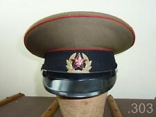USSR Russian Military Army Peaked Cap Hat, Size 56cm