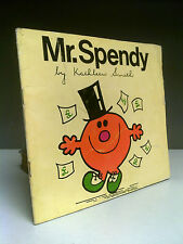 Kathleen Smith - Mr. Spendy - VERY RARE Mr Men Book