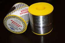 New 400G 0.8mm 60/40 Tin lead Solder rosin flux Wire Roll (pack of 2 - 800G)
