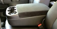 Auto Center Armrest Covers ( Center Console Cover ) C2 - DARK GRAY *