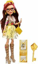 Ever After High Rosabella Beauty Doll (CDH59) lapel and gold foil layered skirt
