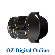 New Samyang AE 14mm f/2.8 ED AS IF UMC Aspherical for Nikon