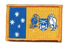 AUSTRALIAN CAPITAL TERRITORY CANBERRA FLAG PATCHES COUNTRY PATCH EMBROIDERED