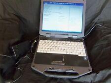 Toughbook i7 2.2GHz General Dynamics GD8200 8GB DDR3 120GB SSD