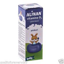 Vitamin D3 Drops 500iu per 12.5mg(1 drop)l for infants and Children