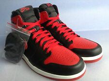 NIKE AIR JORDAN 1 HIGH THE RETURN (768861-001)BRED BANNED 1.5 RETRO SZ 11