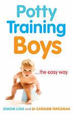 Potty Training Boys by Simone Cave, Dr. Caroline Fertleman (Paperback, 2007)